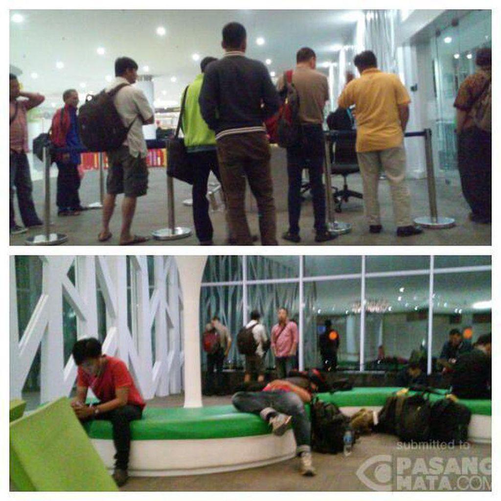 Lion Air Rute Balikpapan-Jakarta Delay 2 Jam, Penumpang Protes
