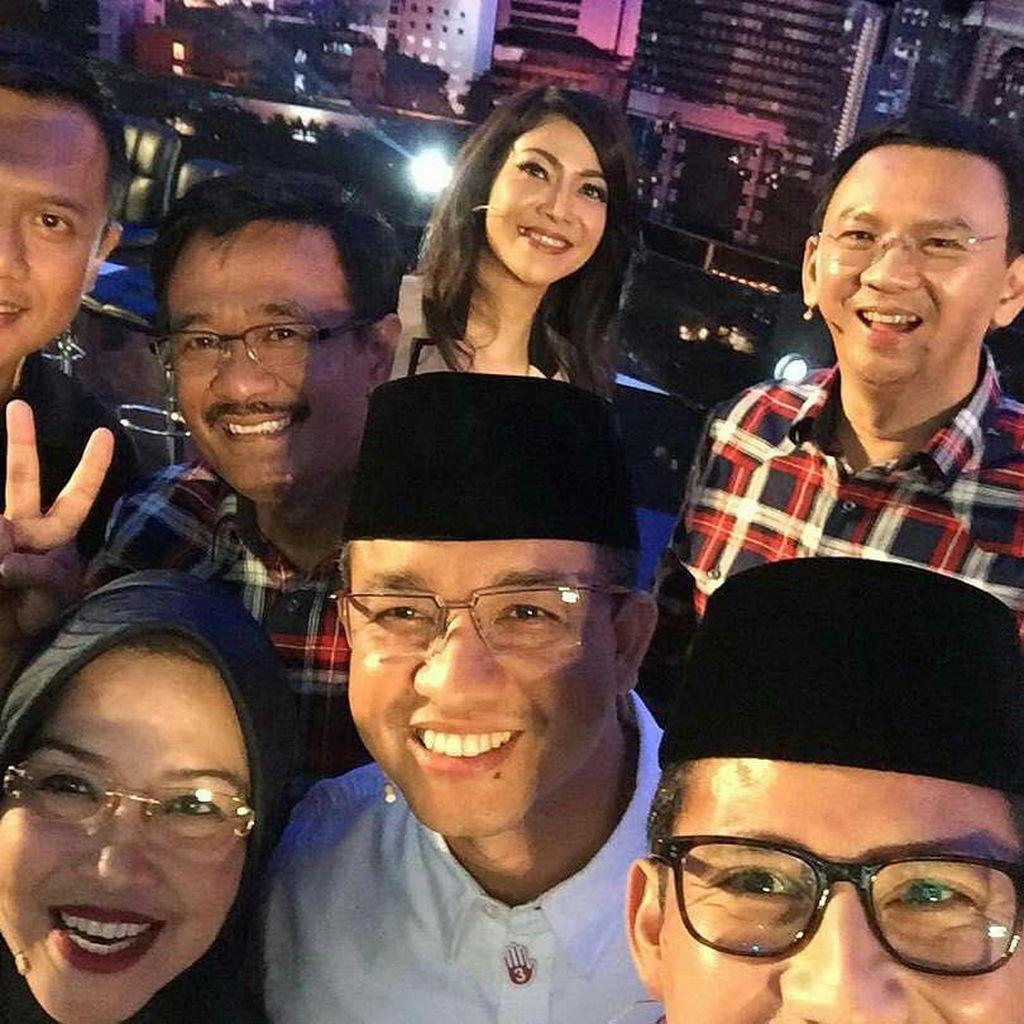 Strategi Agus, Ahok, dan Anies Jaring Pemilih di Pilkada DKI