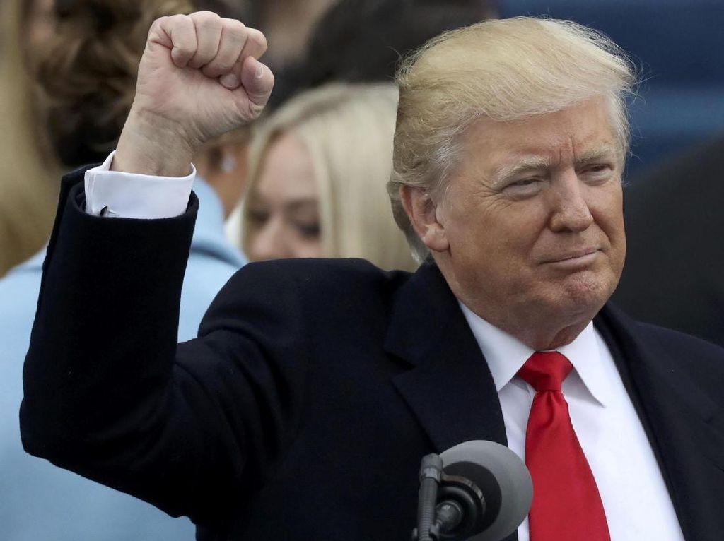 Tak Mau Lindungi Trump, Agen Secret Service Diselidiki