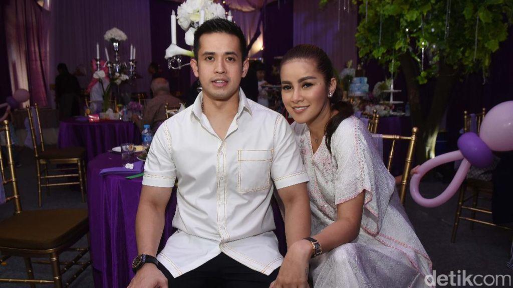 Lima Tahun menikah, Olla Ramlan dan Aufar Tak Pernah Ribut Besar