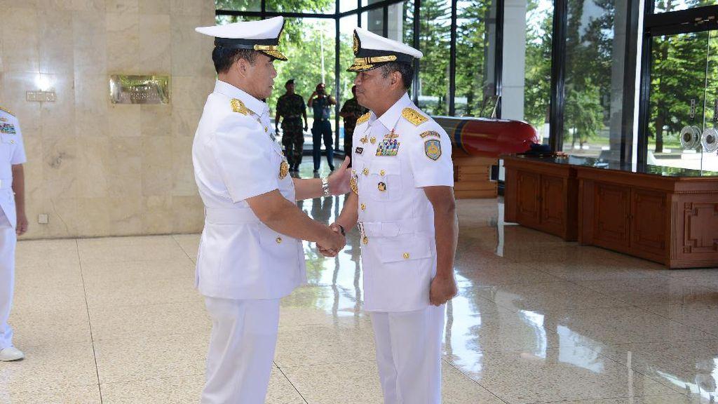 Laksda Achmad Taufiqoerrochman Dikukuhkan Sebagai Wakil KSAL
