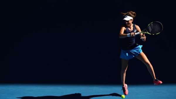 Singkirkan Wozniacki, Konta Jumpa Makarova di Babak 16 Besar