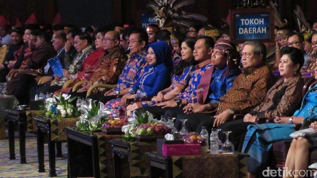 Perayaan Natal Demokrat, SBY: Kita Harus Bisa Kelola Perbedaan