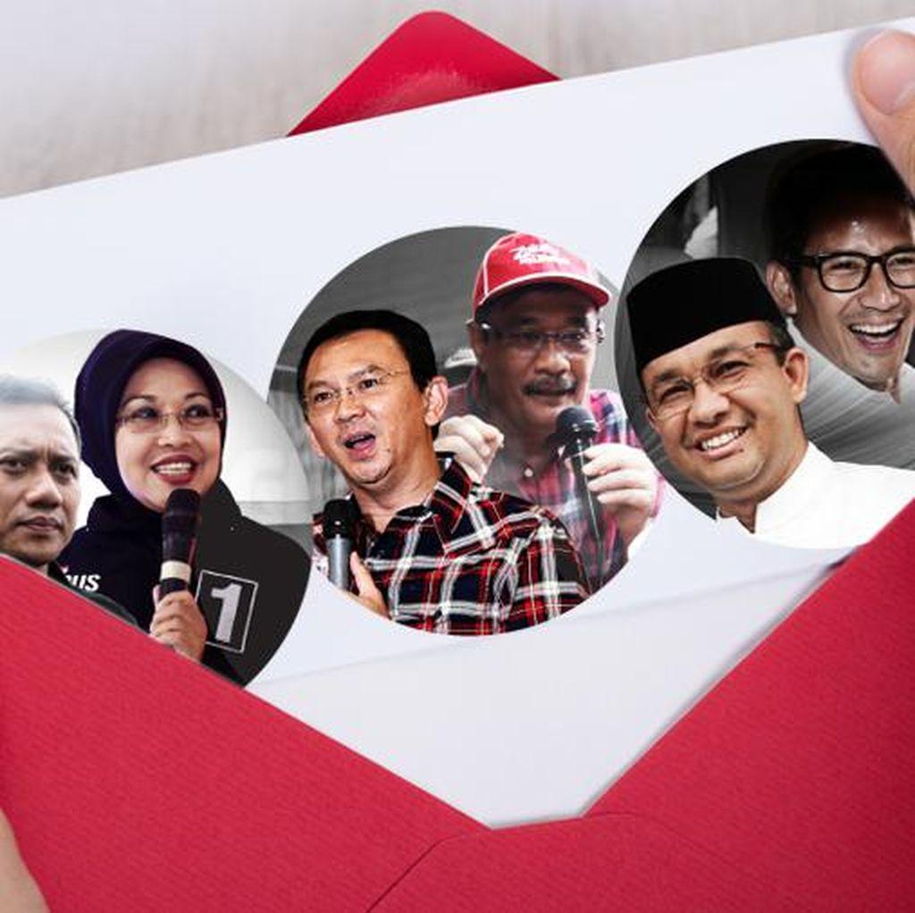 Gubernur DKI Langsung Ketahuan dalam Hitungan Menit