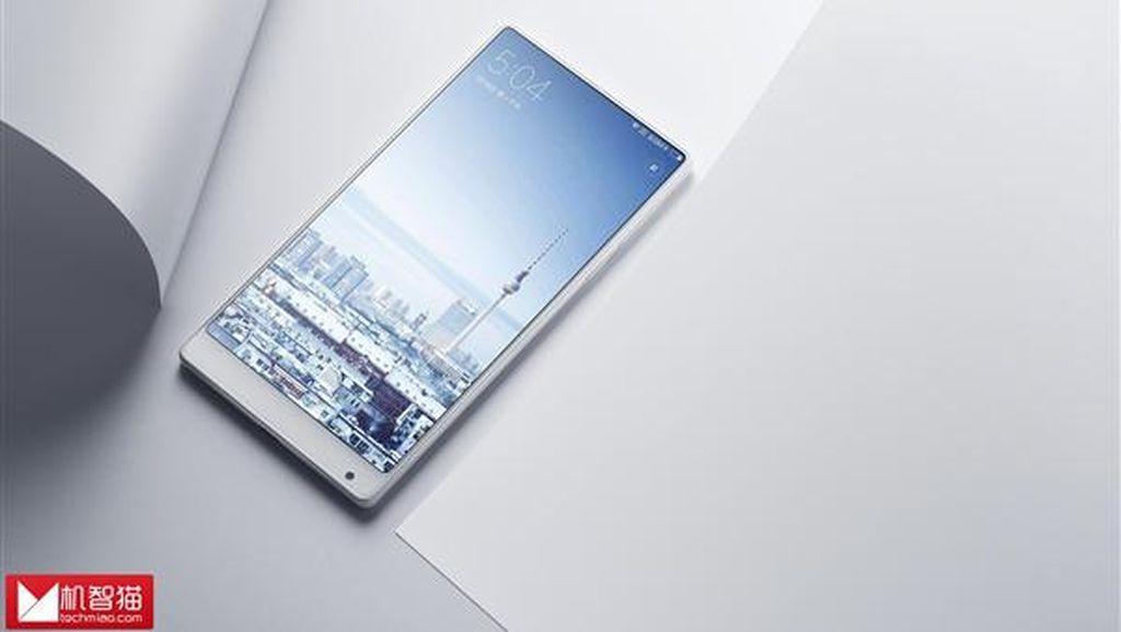 Membuka Kotak Xiaomi Mi Mix Pearl White