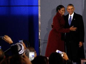 Pidato Perpisahan untuk Rakyat AS, Obama: Saya Ada Bersama Anda