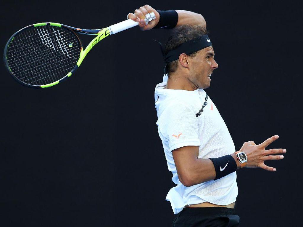 Serena dan Nadal Berburu Tiket Perempatfinal