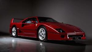 Ferrari Bekas Eric Clapton Dijual Rp 15 Miliar