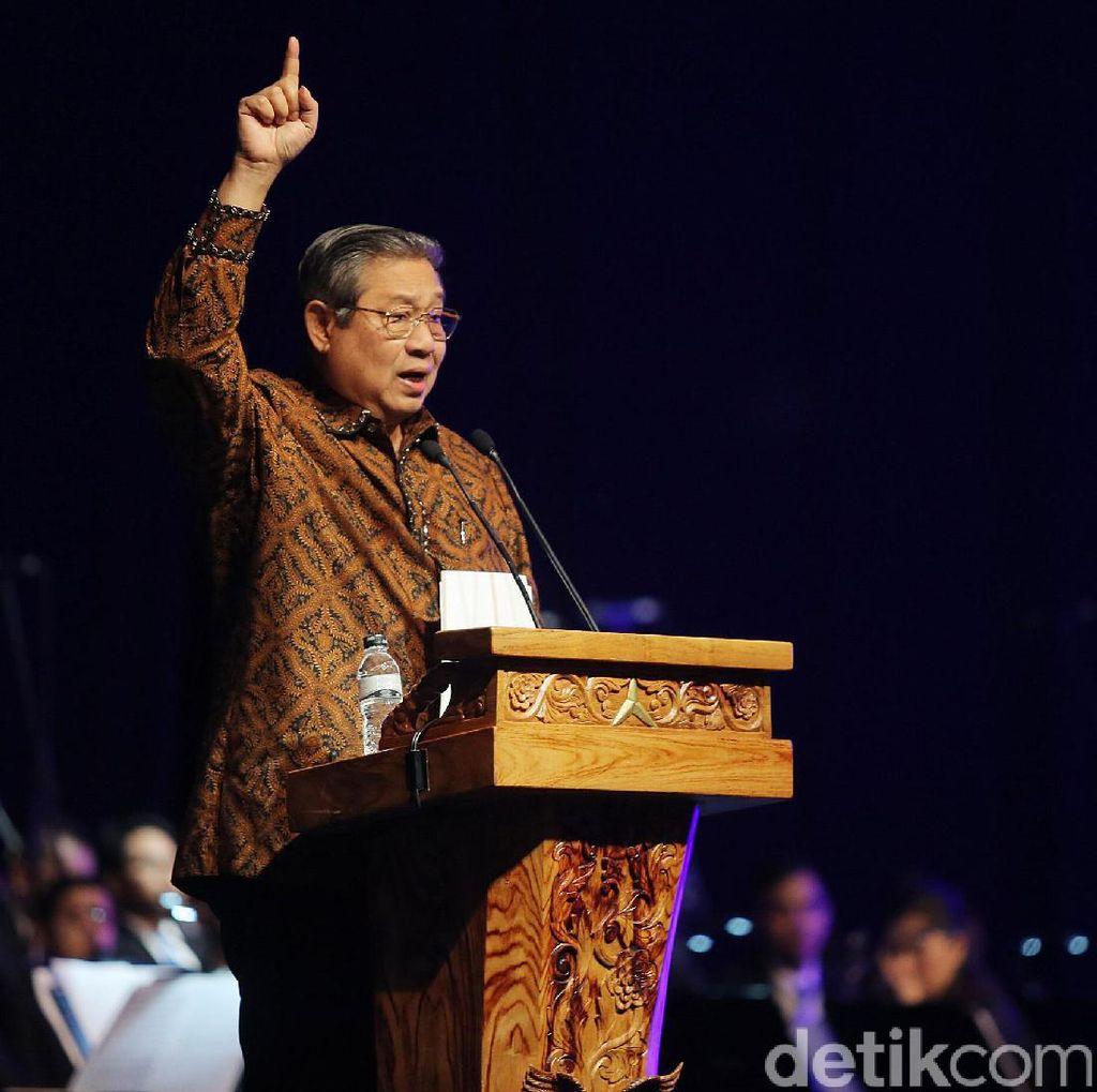 SBY Ajak Para Pemuka Agama Tingkatkan Silaturahmi dan Dialog