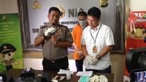 Polisi Telusuri Jaringan Besar Pengedar Tembakau Gorilla