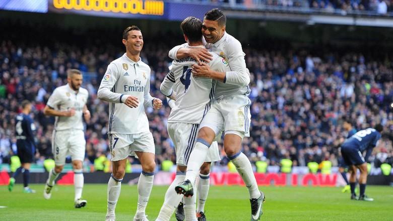 """""""Bandar Bola - Dua Gol Ramos Menankan Real Madrid Dari Malaga"""""""