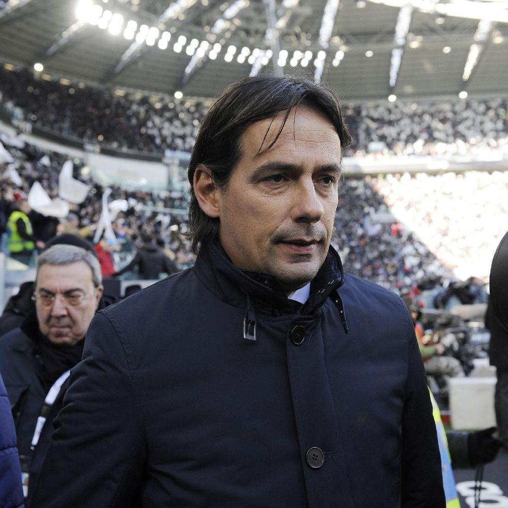 Lazio Kalah karena Kurang Konsentrasi
