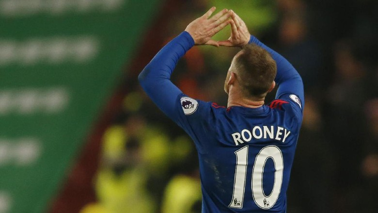 Rooney yang Semakin Dekat dengan China