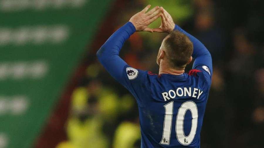 Tentang 250 Gol Wayne Rooney untuk MU