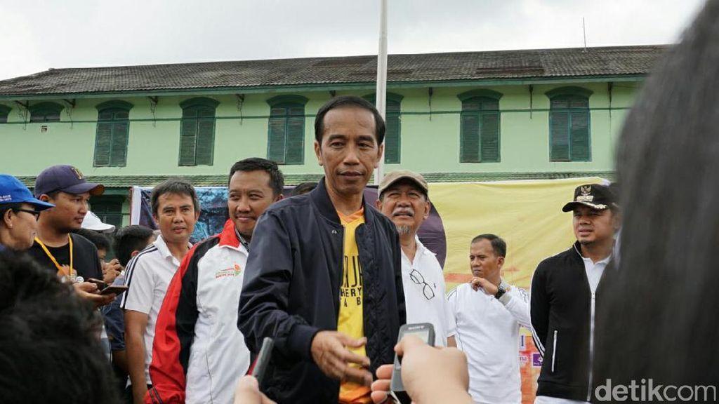 Jokowi: Selamat Trump, Saya Optimis Hubungan RI-AS Lebih Baik