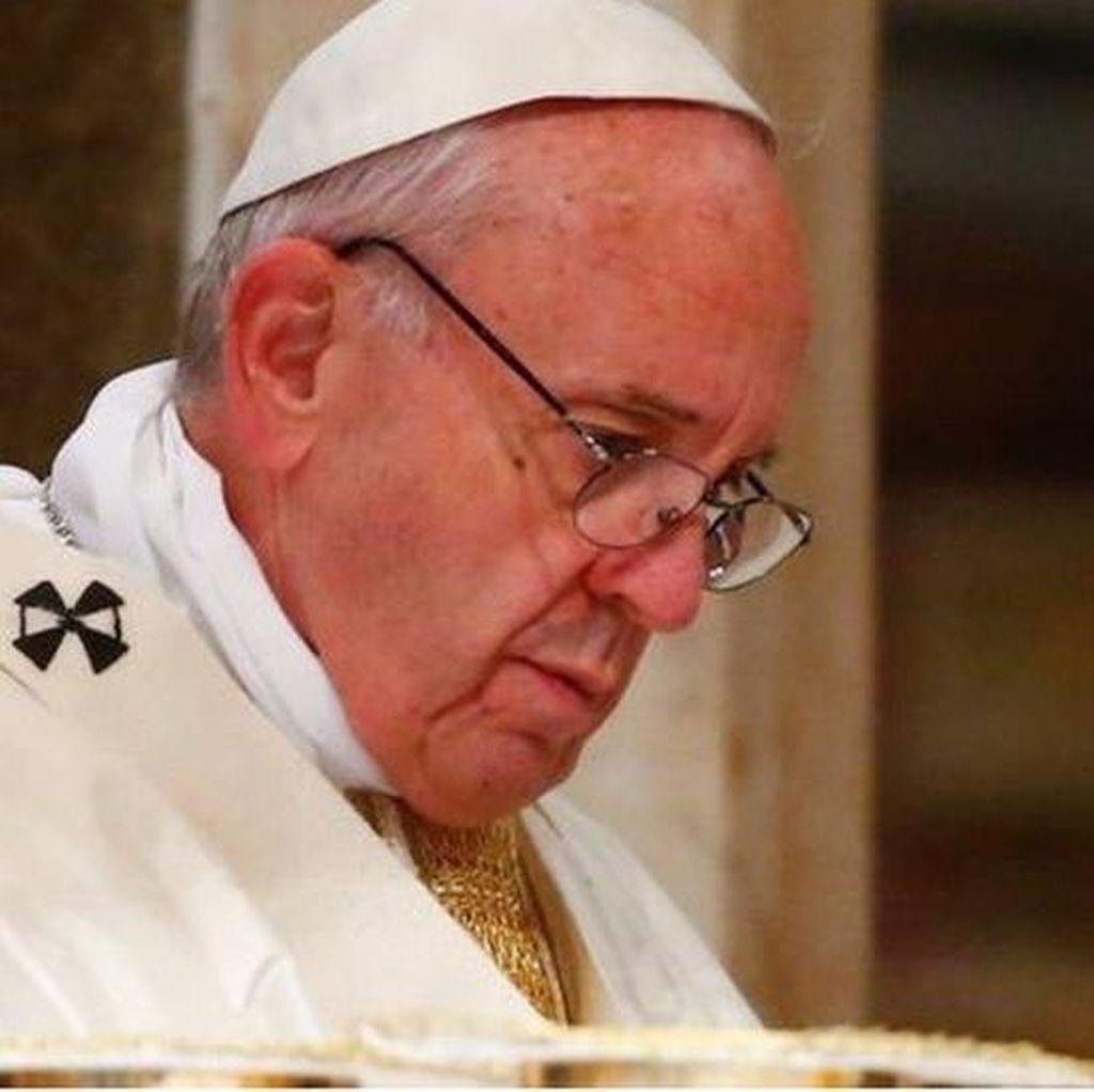 Paus Fransiskus: Kita akan Lihat Apa yang Dilakukan Trump