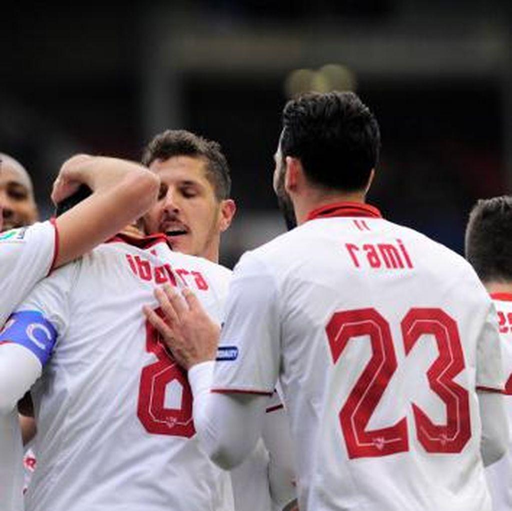 Sevilla Ditantang untuk Bisa Juara La Liga