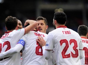 Sevilla Bangkit dari Ketinggalan untuk Kalahkan Osasuna