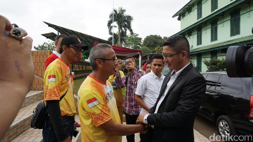Anggota di DPRD Dipolisikan, Hanura Palu Tantang Balik Pasha Ungu
