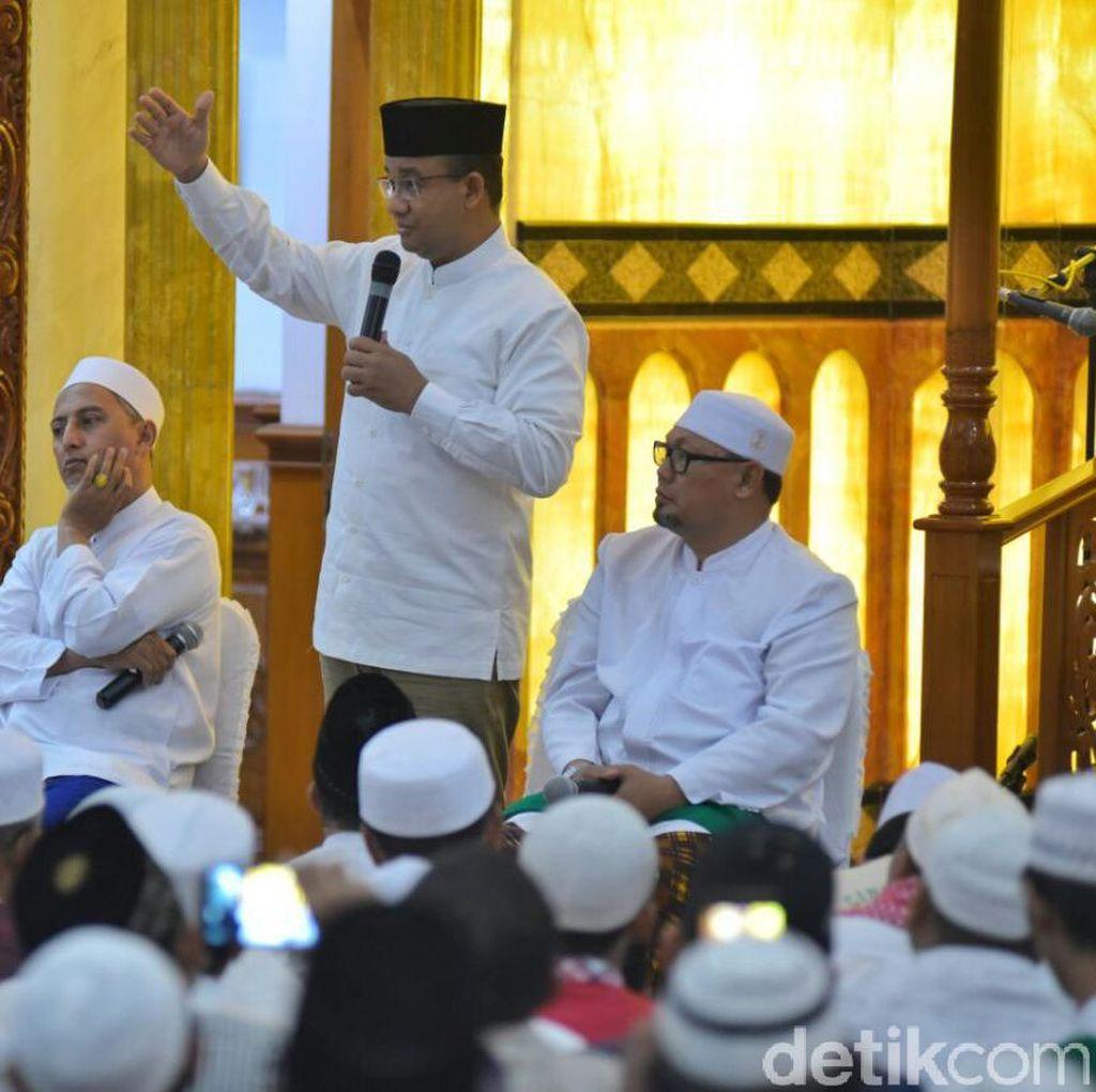 Anies: Perpustakaan Masjid Bisa Dipakai Anak Belajar