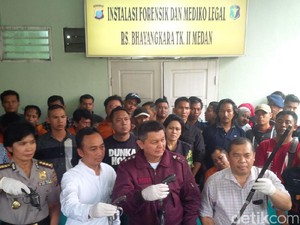 Pembunuhan Pengusaha Airsoft Gun di Medan Diduga karena Dendam