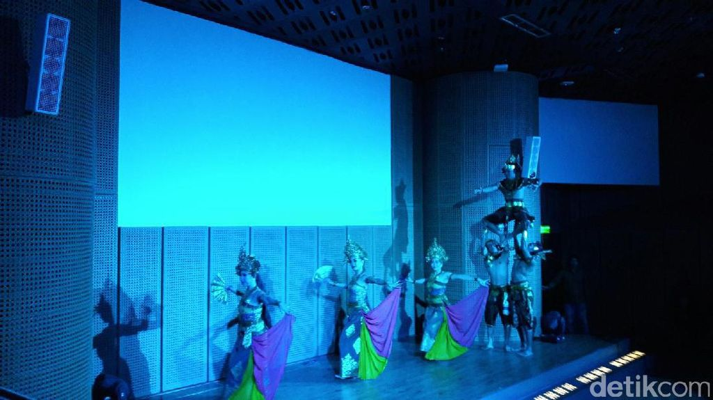 Devdan Show, Satu Lagi Pertunjukan Seru di Bali