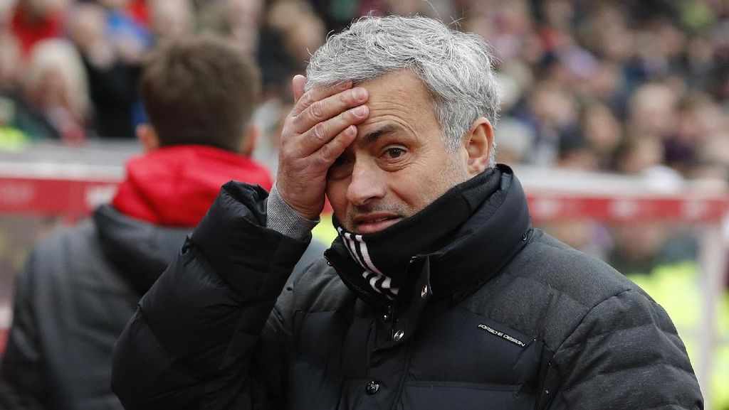 Hasil Imbang yang Mengecewakan Mourinho