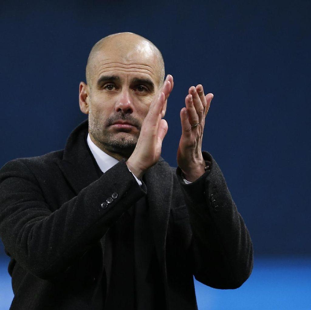 Guardiola Belum Menyerah Kejar Titel Premier League