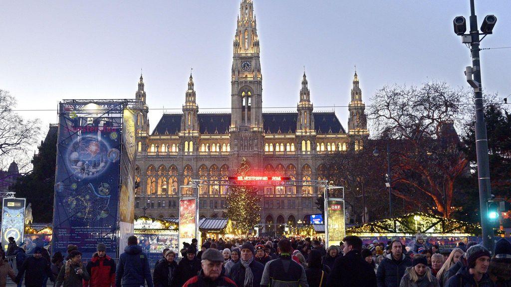 Austria Gagalkan Rencana Serangan Teror di Wina