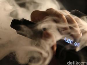 Begini Bahayanya Rokok Elektrik