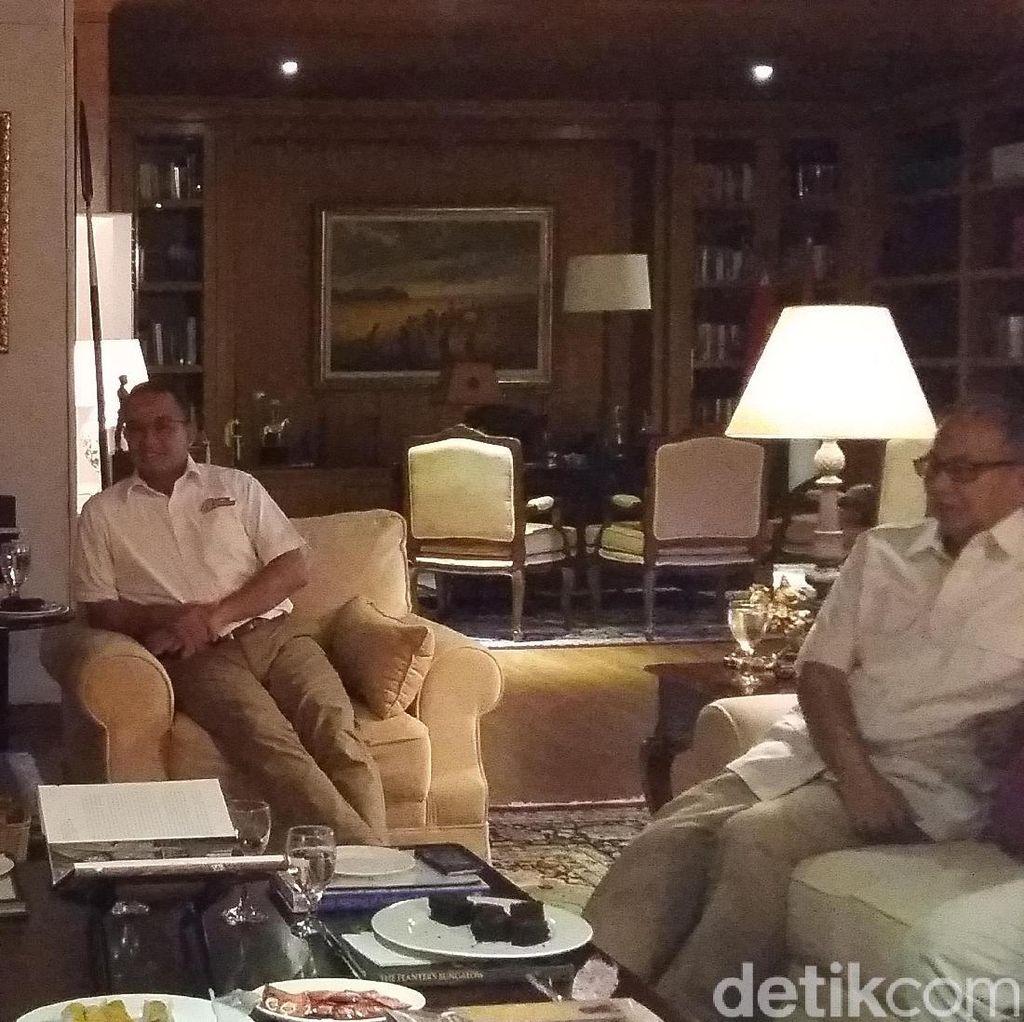 Soal Elektabilitas Anies-Sandi, Prabowo: Survei Harus Jujur