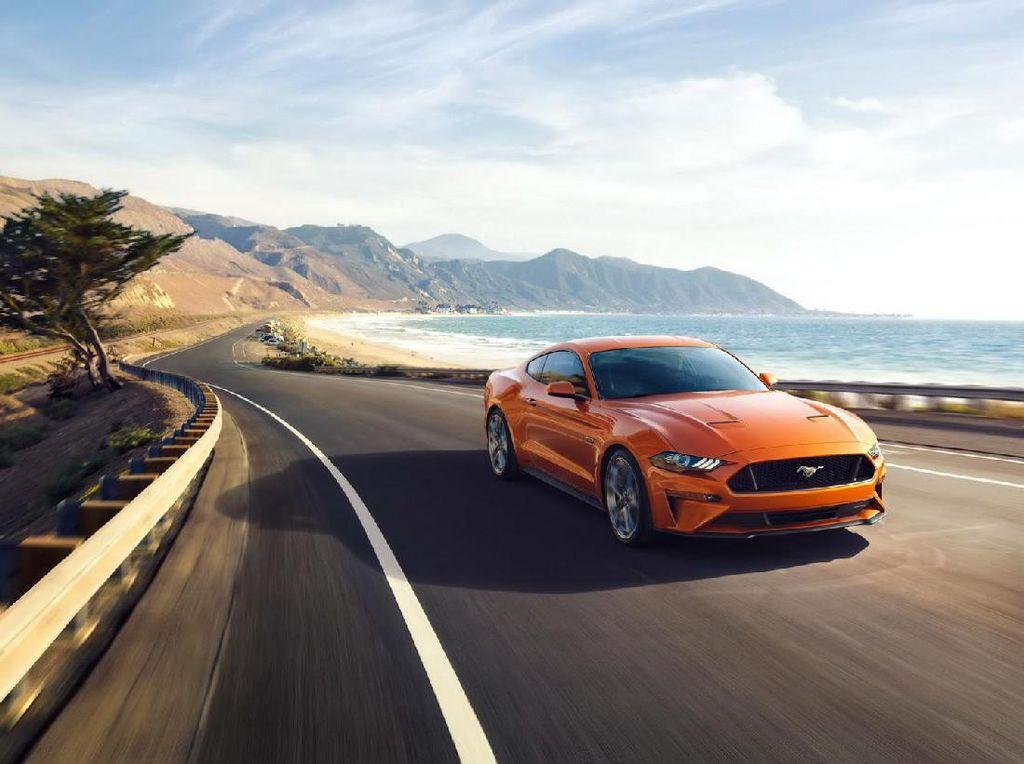 Ini Tampang Ford Mustang Anyar