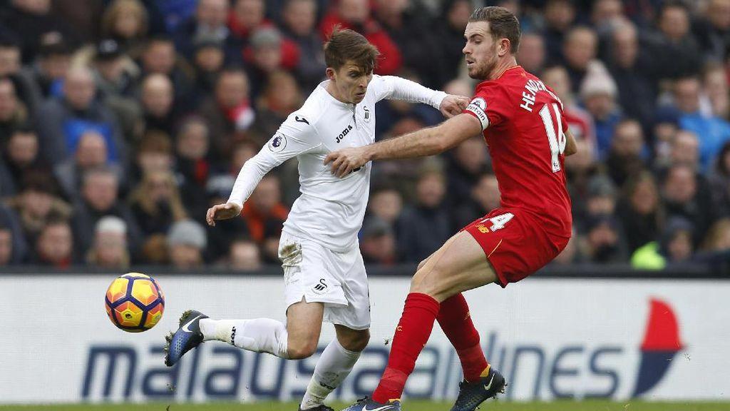 Henderson Tuntut Respons Positif Liverpool