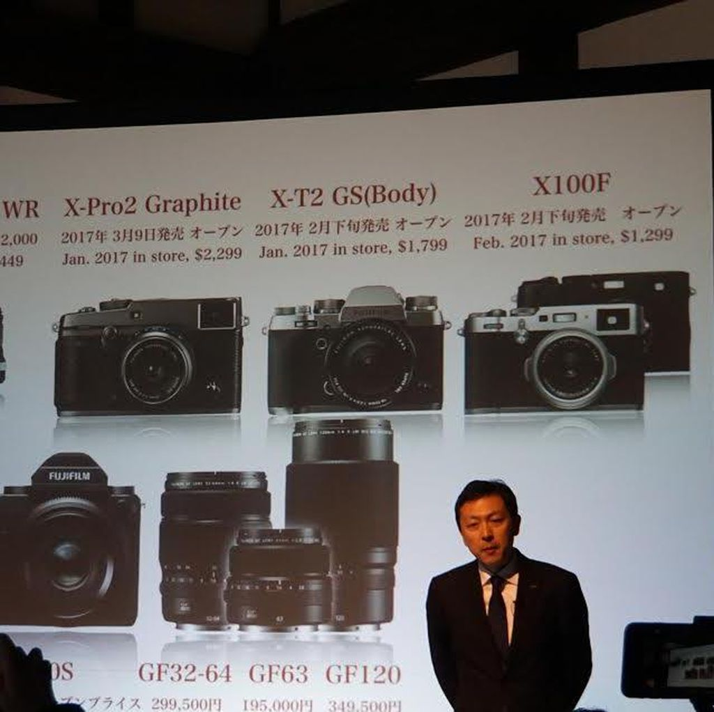 Fujifilm Segera Boyong Mirrorless Jagoannya ke Indonesia