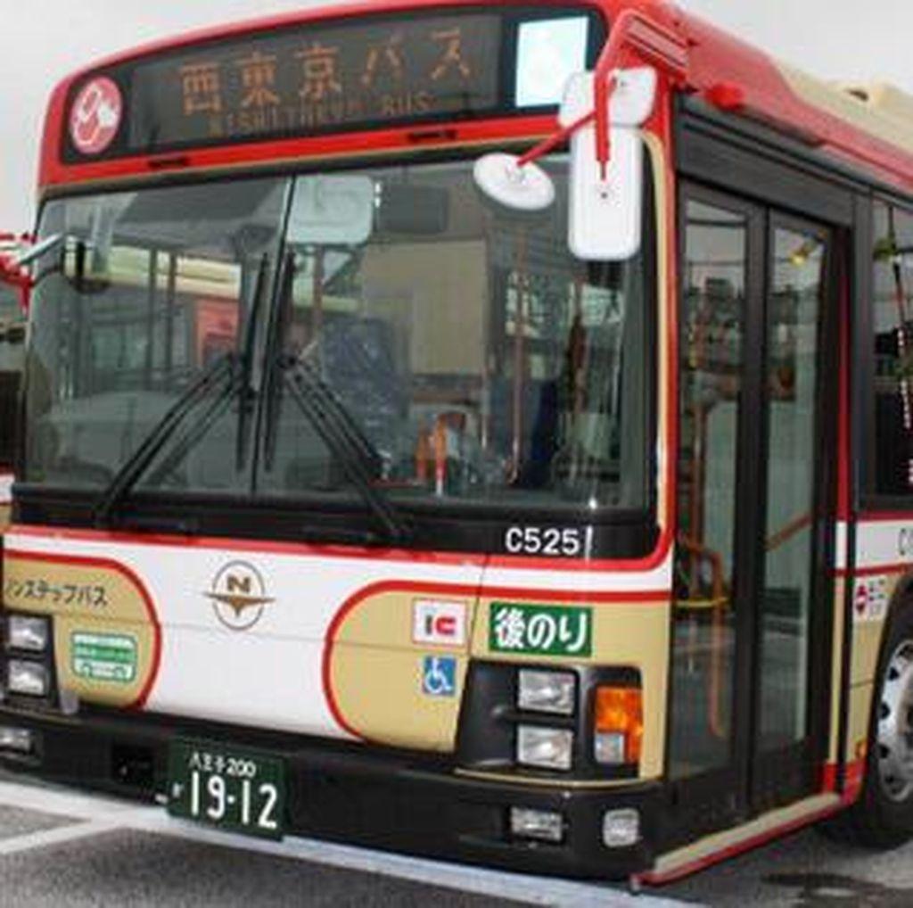 Ini Cara Tokyo Manjakan Pengguna Ponsel di Bus Umum