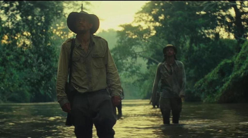 Tayang Maret, Trailer Terbaru The Lost City of Z Dirilis