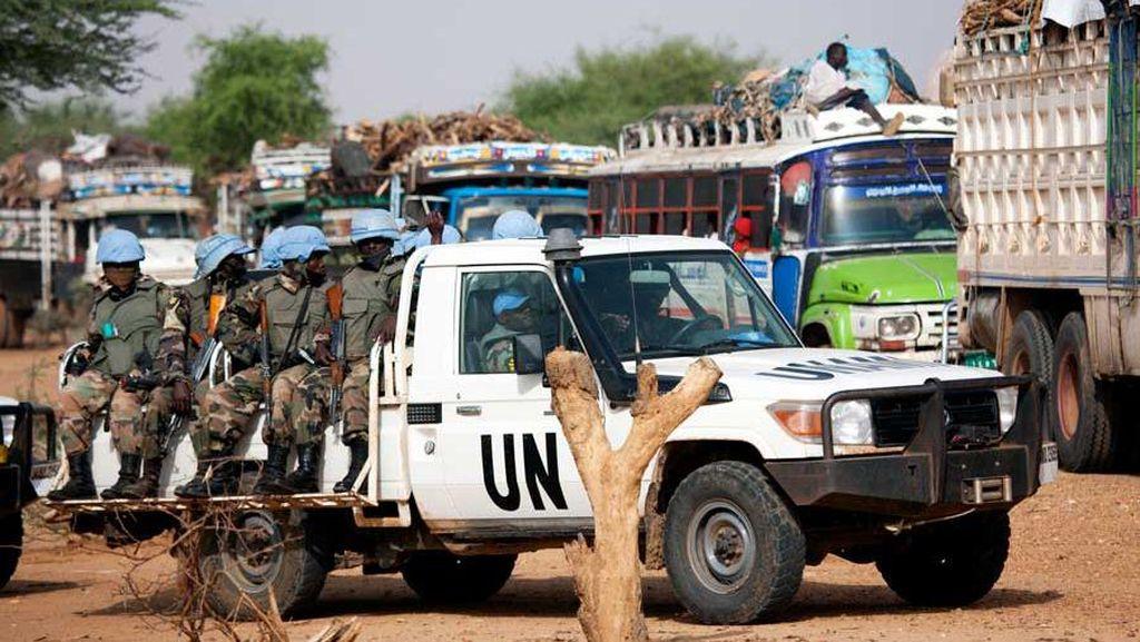 Anggota Pasukan Perdamaian PBB Asal RI Ditangkap di Sudan
