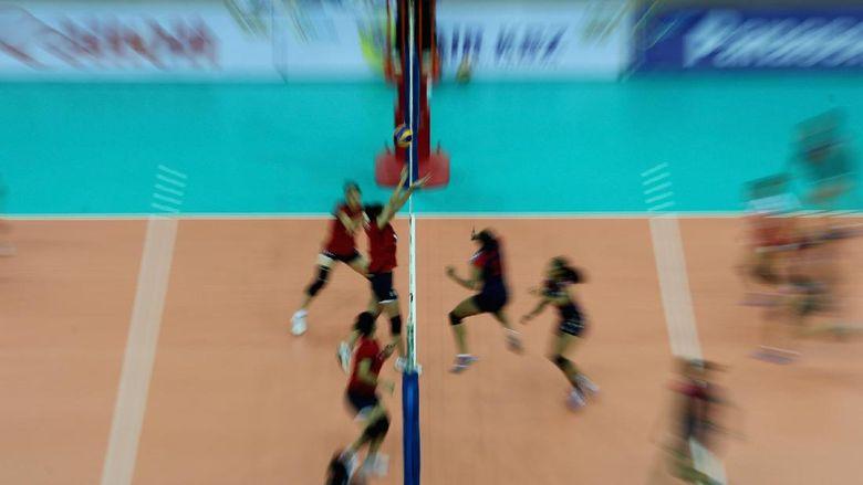 PBVSI Pantau Pemain Timnas SEA Games 2017 dan Asian Games