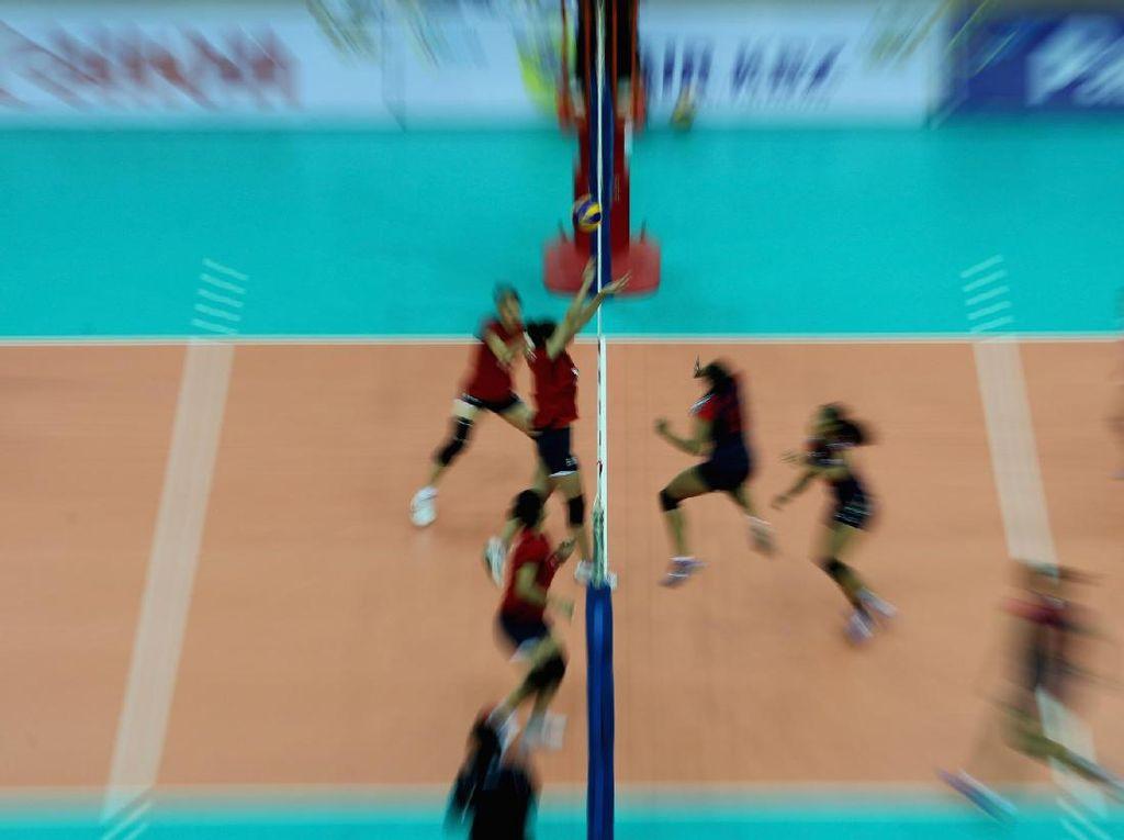 Ini Target Timnas Voli Putri di Asian Games