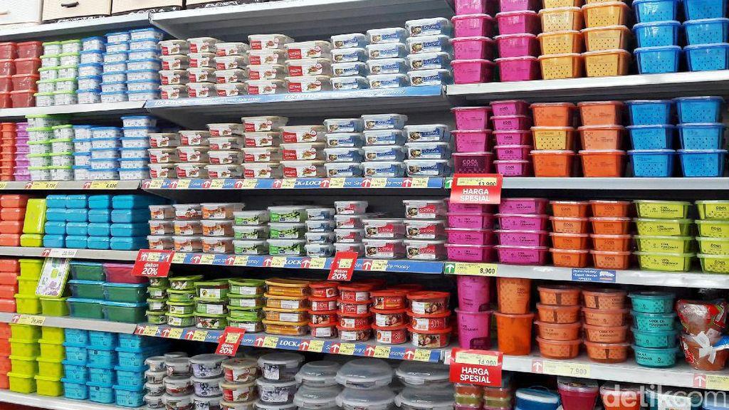 Berhemat dengan Diskon Tempat Bekal dari Transmart Carrefour