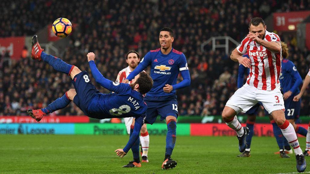 Buang-Buang Peluang Manchester United