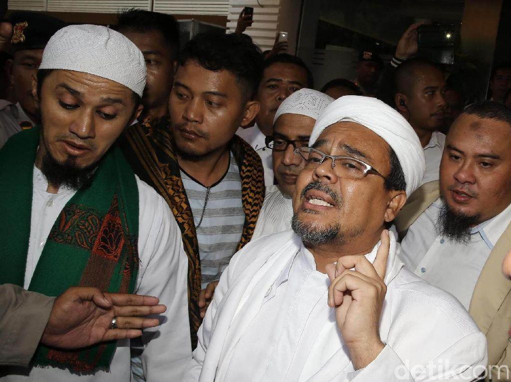 Jabar Hari Ini: Habib Rizieq Berpotensi Tersangka-Cabup Karawang Utang Bakso