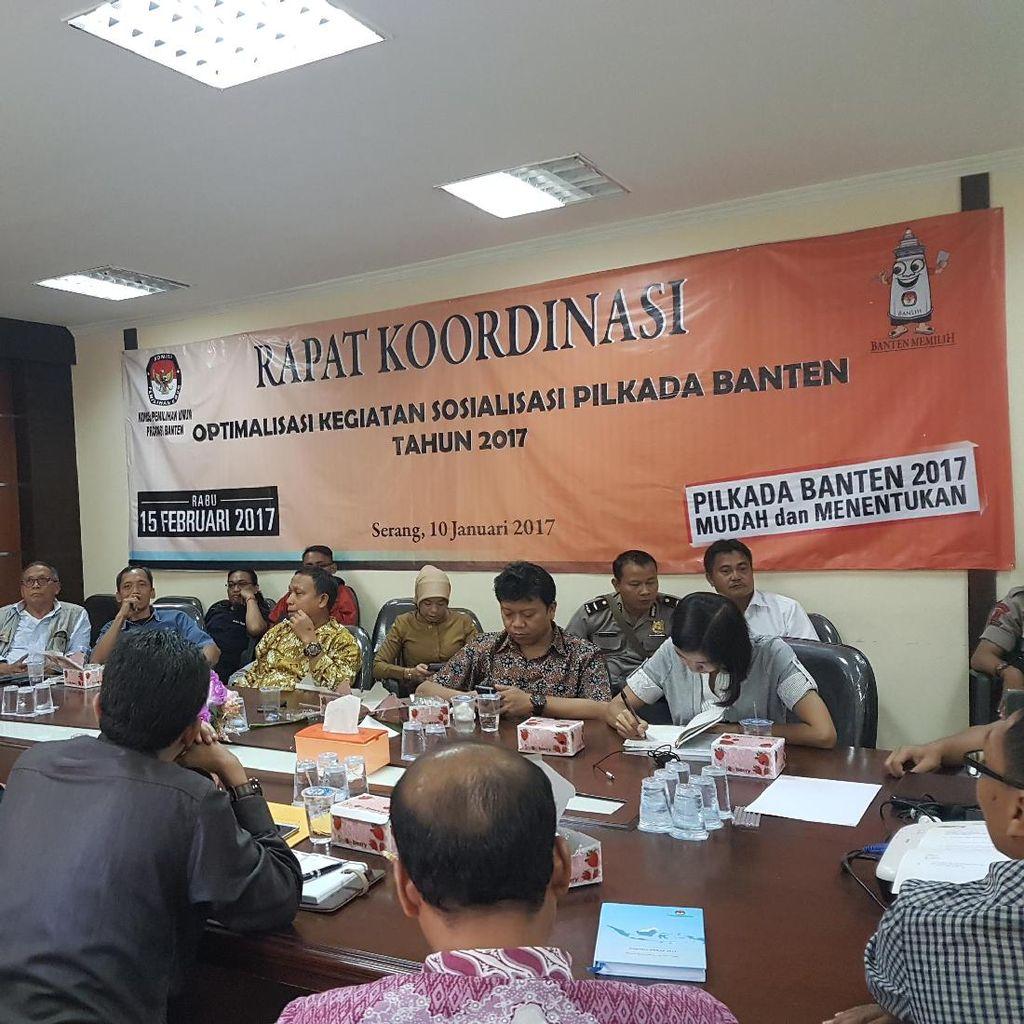 Debat Kedua Pilkada Banten Dilaksanakan Pada 29 Januari 2017