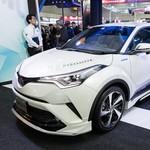 Toyota C-HR Modif Khusus Perempuan