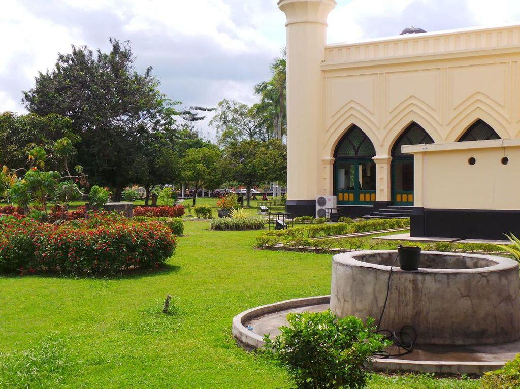 Kisah Sumur Larangan di Istana Siak yang Penuh Berkah