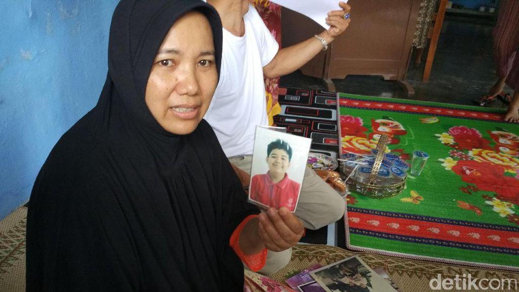 Ibunda: Asyam Sempat Ingin Mengundurkan Diri Saat Diksar di Lawu