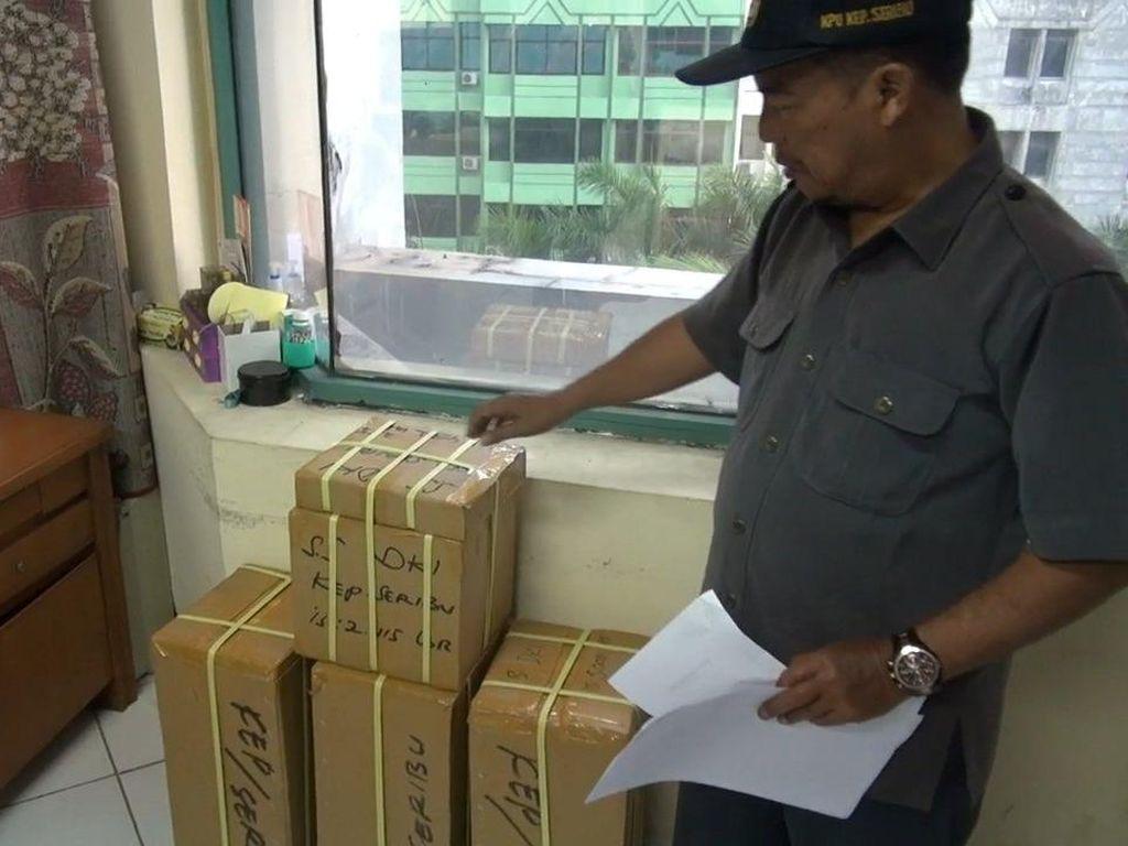 KPU Kepulauan Seribu Terima 17 Ribu Surat Suara untuk Pilgub DKI