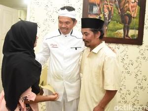 Cerita Tajudin si Penjual Cobek Sebelum Ditangkap Polisi