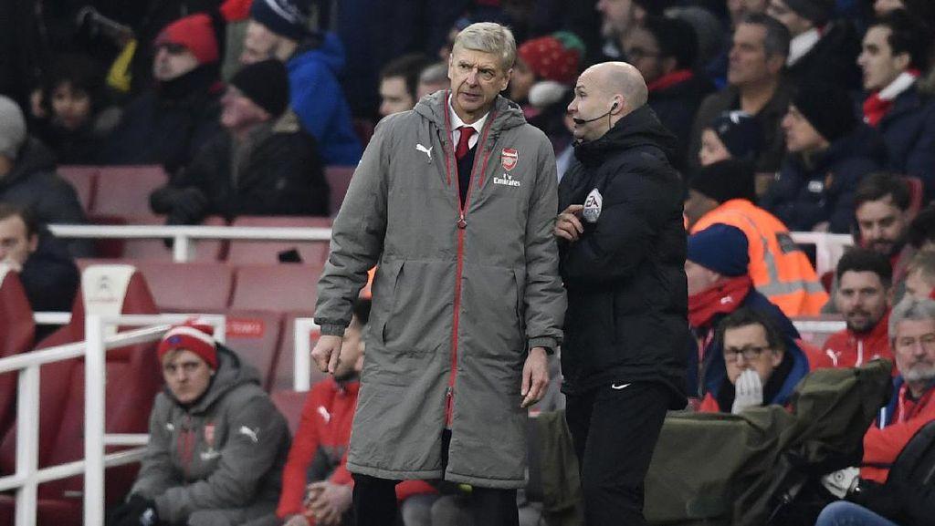 Wenger: Pertandingan yang Sangat Sulit untuk Arsenal