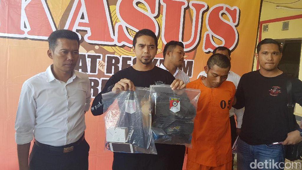 Polisi Tangkap Pelaku Pemerkosaan dan Perampokan Sadis di Serang